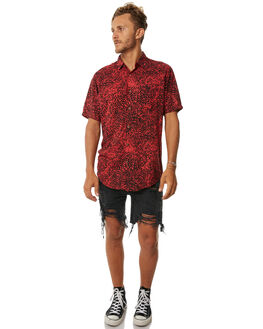 ABBOT KINNEY MENS CLOTHING THE PEOPLE VS SHIRTS - AW18023AKNY