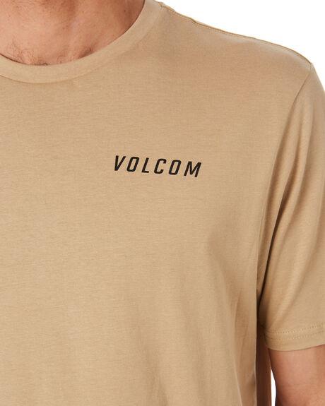 GRAVELLE MENS CLOTHING VOLCOM TEES - A5001938GRV