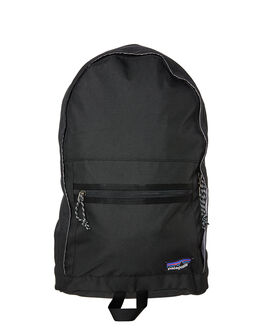 BLACK MENS ACCESSORIES PATAGONIA BAGS + BACKPACKS - 48016BLK
