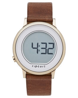 ROSE GOLD WOMENS ACCESSORIES RIP CURL WATCHES - A3207G4093