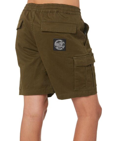 ARMY KIDS BOYS SANTA CRUZ SHORTS - SC-YWC9241ARMY