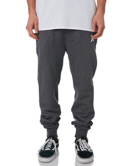 BLACK HEATHER MENS CLOTHING HURLEY PANTS - AMPTBCBP03B