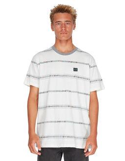 WHITE MENS CLOTHING BILLABONG TEES - BB-9595003-WHT