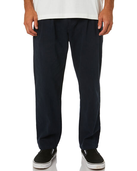NAVY MENS CLOTHING DEUS EX MACHINA PANTS - DMP204471NVY