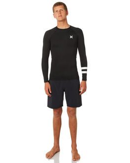 BLACK BOARDSPORTS SURF HURLEY MENS - 894625-010