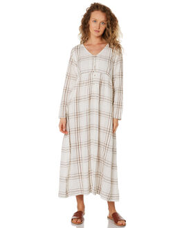 SAND WEAVE WOMENS CLOTHING SAINT HELENA DRESSES - SHS192120SNDW