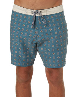 NAVY MENS CLOTHING RHYTHM BOARDSHORTS - OCT18M-TR03-NAV