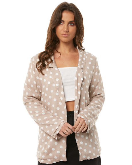 MULTI WOMENS CLOTHING MINKPINK JACKETS - MP1710581MULTI