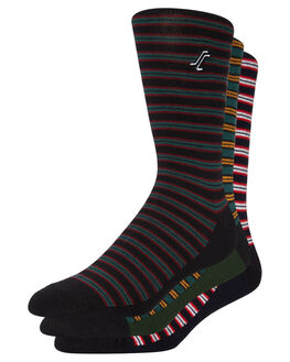 ASSORTED MENS CLOTHING SANTA CRUZ SOCKS + UNDERWEAR - SC-MZA8863ASST