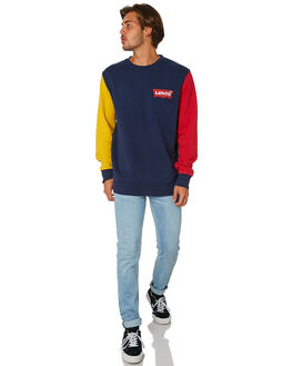 OLD GOLD MENS CLOTHING LEVI'S JUMPERS - 56606-0004