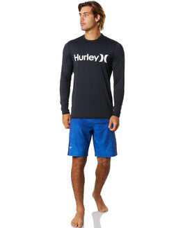 BLACK BOARDSPORTS SURF HURLEY MENS - 894629-010