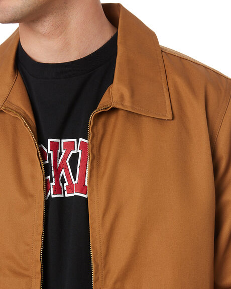 BROWN DUCK MENS CLOTHING DICKIES JACKETS - TJ75BDH
