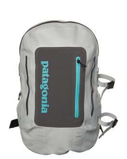 DRIFTER GREY MENS ACCESSORIES PATAGONIA BAGS + BACKPACKS - 49154DFTG