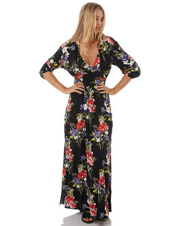 FLORAL WOMENS CLOTHING SWELL DRESSES - S8182447FLRAL