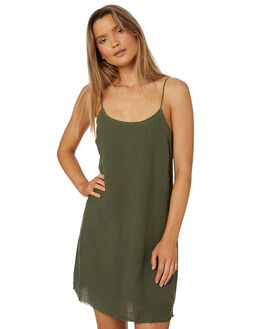 SAGE WOMENS CLOTHING THRILLS DRESSES - WTS8-908FSAG