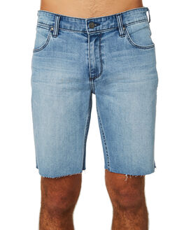 BOOGIE BLUE MENS CLOTHING WRANGLER SHORTS - W-901487-KT0BOBLU