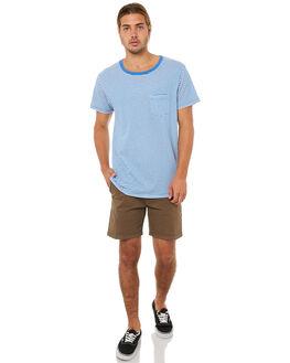 TIDAL BLUE MENS CLOTHING MCTAVISH TEES - MA-18T-02TBLU