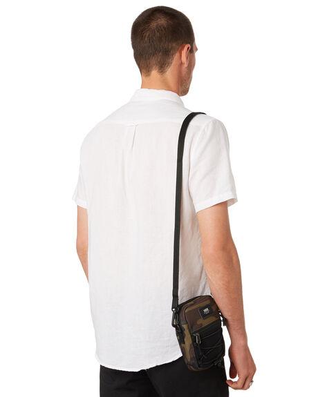 CLASSIC CAMO MENS ACCESSORIES VANS BAGS + BACKPACKS - VNA3I5S97IGRN