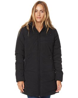 BLACK OUT WOMENS CLOTHING O'NEILL JACKETS - 3722902BLK