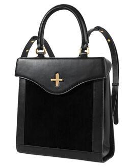 BLACK WOMENS ACCESSORIES SANCIA BAGS + BACKPACKS - 140B_BLK