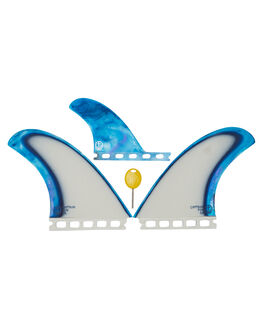ACID SPLASH BOARDSPORTS SURF CAPTAIN FIN CO. FINS - CFF2411804ACD