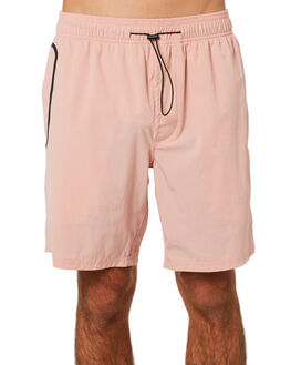 PINK MENS CLOTHING BARNEY COOLS BOARDSHORTS - 803-PEC1PNK