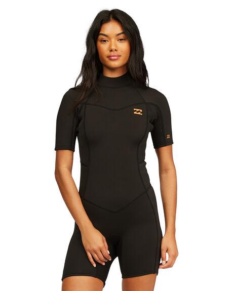 BLACK TIE DYE BOARDSPORTS SURF BILLABONG WOMENS - 6713400-KTD