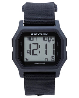 BLACK MENS ACCESSORIES RIP CURL WATCHES - A30870090