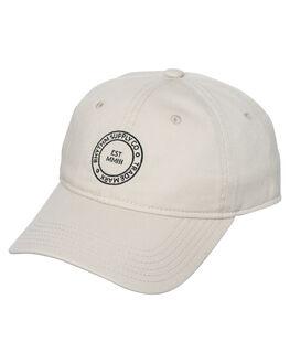 OFF WHITE MENS ACCESSORIES RHYTHM HEADWEAR - JUL17-HW08-WHT