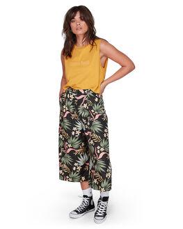 CHARCOAL WOMENS CLOTHING ELEMENT PANTS - EL-207261-CHA