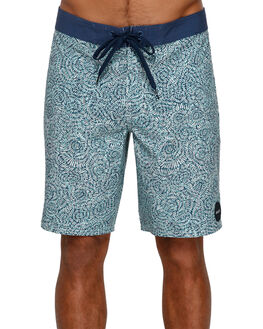 SILVER BLEACH MENS CLOTHING RVCA BOARDSHORTS - R393410SIBLE