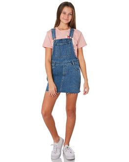 MID VINTAGE KIDS GIRLS RIDERS BY LEE DRESSES + PLAYSUITS - R-80154T-CH7MIDV