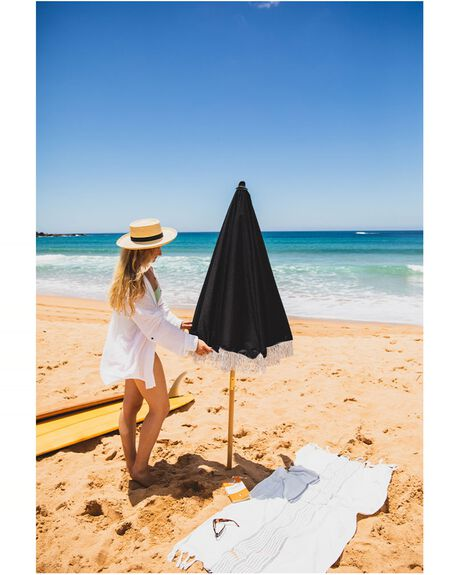 BLACK WOMENS ACCESSORIES PROJECT BLANK BEACH ACCESSORIES - BL-93