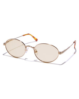 GOLD HAVANA TORT UNISEX ADULTS CRAP SUNGLASSES - 173WG91GT4GLDHV