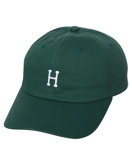 SPRUCE WHITE MENS ACCESSORIES HUF HEADWEAR - HT64032SPWHT