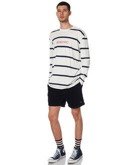 NAVY MENS CLOTHING STUSSY SHORTS - ST071607NVY
