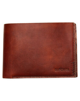BROWN MENS ACCESSORIES RIP CURL WALLETS - BWLKO10009