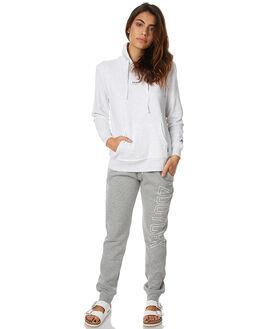 GREY HEATHER WOMENS CLOTHING ZOO YORK PANTS - ZY-WPA7183GRY
