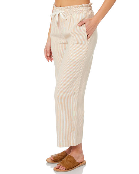 STRIPE WOMENS CLOTHING THE HIDDEN WAY PANTS - H8211194STRIP