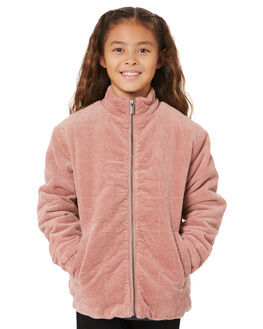 MISTY ROSE KIDS GIRLS RUSTY JUMPERS + JACKETS - JKG0004MYE