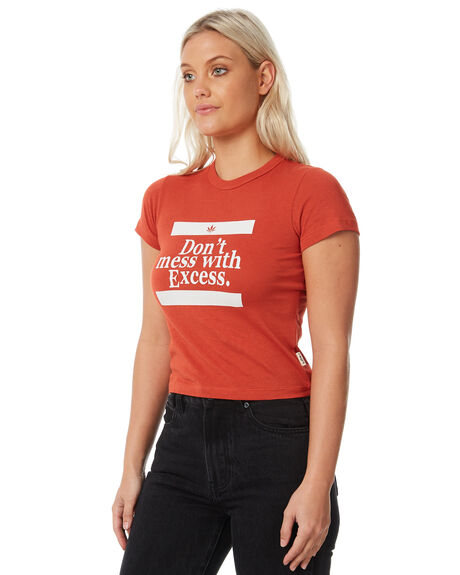 ORANGE WOMENS CLOTHING INSIGHT TEES - 5000002352ORA