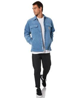 ARMSTRONG CHECK MENS CLOTHING CARHARTT PANTS - I026536-07JARMCH