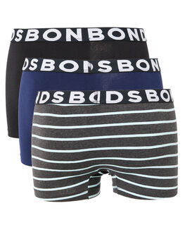 MUL MENS CLOTHING BONDS SOCKS + UNDERWEAR - MXFN3A07P