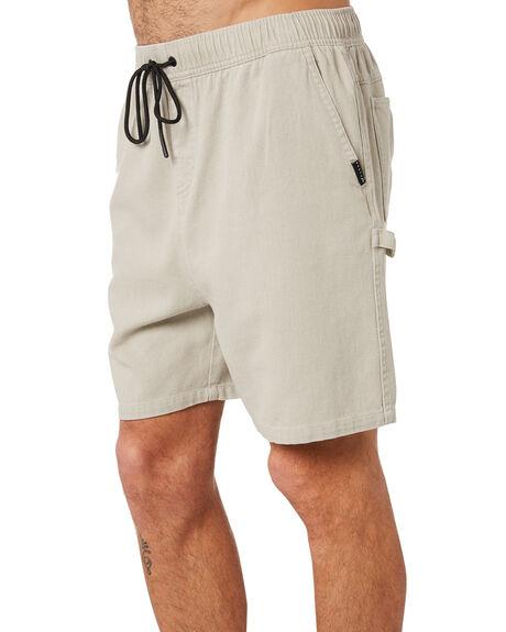 BEIGE FOG MENS CLOTHING RUSTY SHORTS - WKM1007BEF