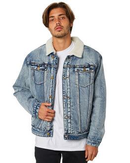 VINTAGE INDIGO MENS CLOTHING SWELL JACKETS - S5161381VNIND