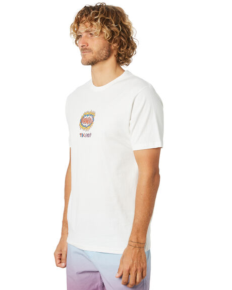 VINTAGE NATURAL MENS CLOTHING TOWN AND COUNTRY TEES - TTE716AVNNAT