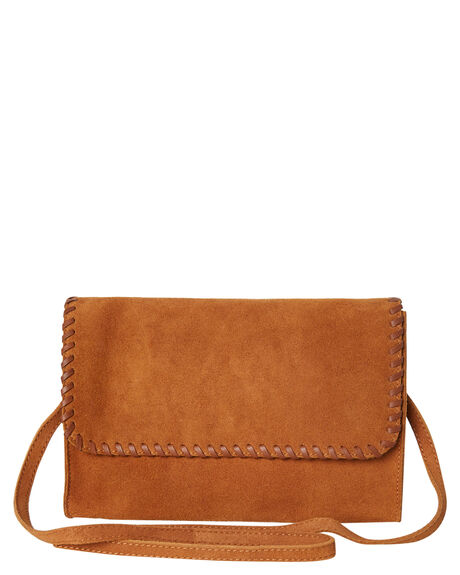 TAN WOMENS ACCESSORIES SWELL BAGS + BACKPACKS - S81821551TAN