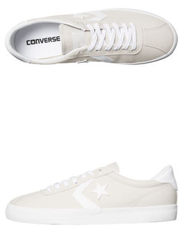 PALE PUTTY WOMENS FOOTWEAR CONVERSE SNEAKERS - SS157795PUTTYW