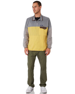 SURFBOARD YELLOW MENS CLOTHING PATAGONIA JACKETS - 24150SUYE