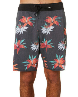 BLACK MENS CLOTHING VOLCOM BOARDSHORTS - A0831900BLK